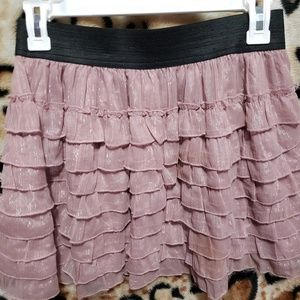 Kids 77 Ruffled Skirt